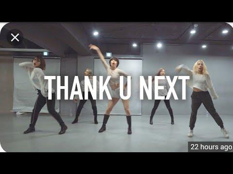 Sexy Cute Korean Girls Dances Thank You Next