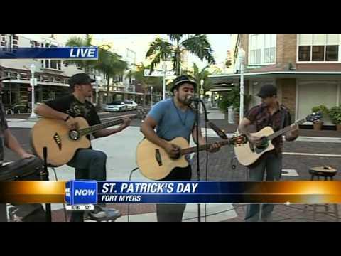 Cadence Wednesday live on WINK TV – St. Patricks Day