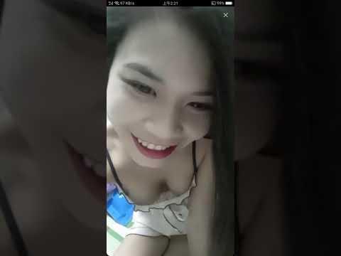 bigolive#sexy#No Bra#18#