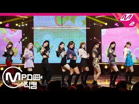 [MPD직캠] 트와이스 직캠 4K 'BDZ' (TWICE FanCam) | @MCOUNTDOWN_2018.11.8