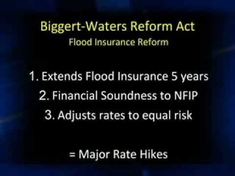 The Rising Cost of Flood Insurance- WINK TV June 13, 2013
