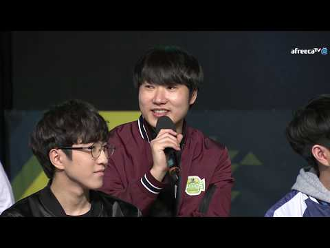 [2019 GSL S1] Ro.16 Group Nominations Part2