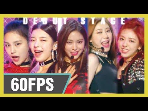60FPS 1080P | ITZY – DALLA DALLA, 있지 – 달라달라 Show! Music Core 20190216
