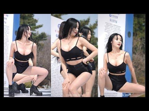 Sexy dance korea ( fancam hot girls)