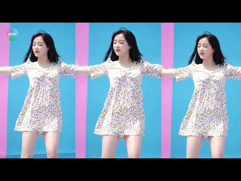 APRIL 에이프릴 super lovely – KPOP SEXY KOREAN GIRLS DANCING (FANCAM)see saliva – by HBM stars.042