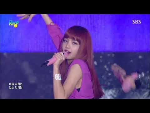 60FPS 1080P | BLACKPINK – '마지막처럼 (AS IF IT'S YOUR LAST) , SBS Korea Music Festival 171008