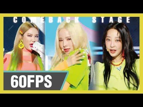 60FPS 1080P | EXID – ME&YOU Show! Music Core 20190518