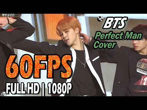 60FPS 1080P | BTS(OT6) Cover Perfectman Most Viewed Video In MBCkpop 20151231