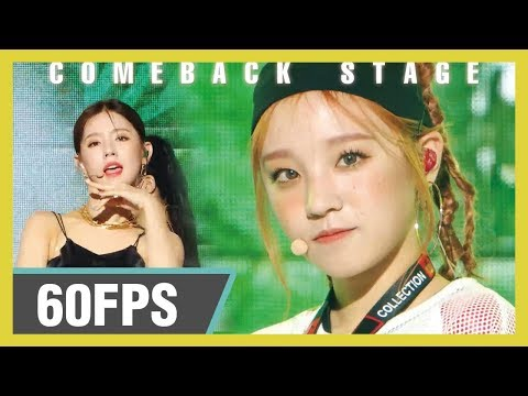 60FPS 1080P | (G)I-DLE ((여자)아이들) – Uh-Oh  Show! Music Core 20190629