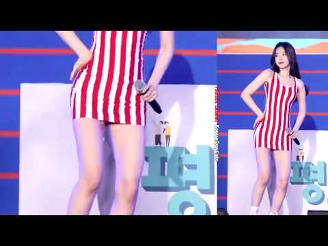 Apink Naeun Fancam (Mr.Chu) 에이핑크 손나은 직캠 Korean Girl Sexy Dance