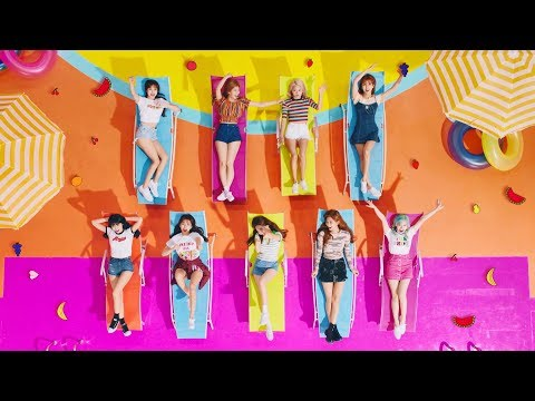 TWICE「HAPPY HAPPY」Music Video