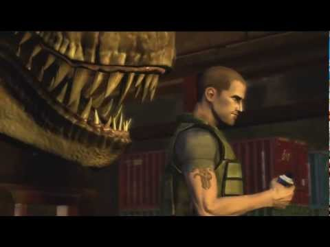 Jurassic Park The Game Alternate Ending