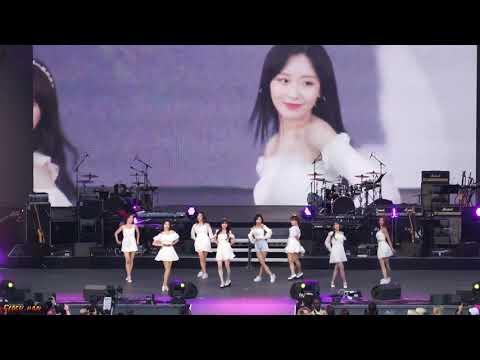 190427 Lovelyz(러블리즈) – That day(그날의 너) Fancam (Korea Times Music Festival)