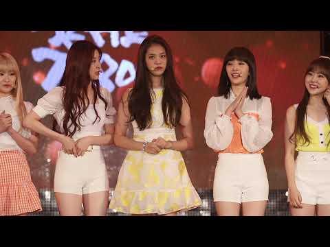 190924 공원소녀(GWSN) 고성 수성문화제 talk 60fps 직캠 fancam