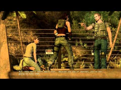 Jurassic Park: The Game- Battle of Yoder and Nima (Gold Rank)